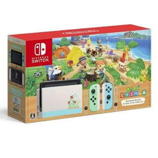 Nintendo Switch - どうぶつの森 同梱版 Switch