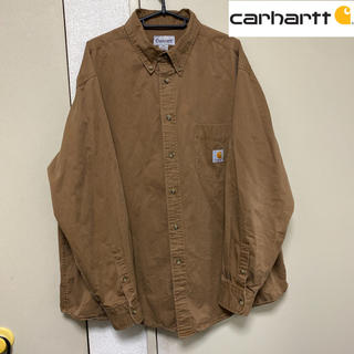 carhartt - carhartt カーハート BDシャツ COTTON100% ワークシャツ