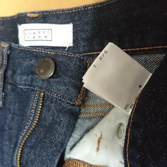 LOWRYS FARM(ローリーズファーム)のローリーズファーム デニム ミニスカート サイズS レディースのスカート(ミニスカート)の商品写真