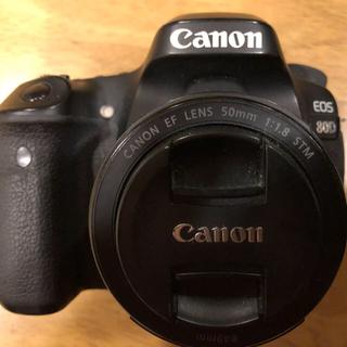Canon - 水没 ジャンク CANON 80D ジャンクのレンズ付
