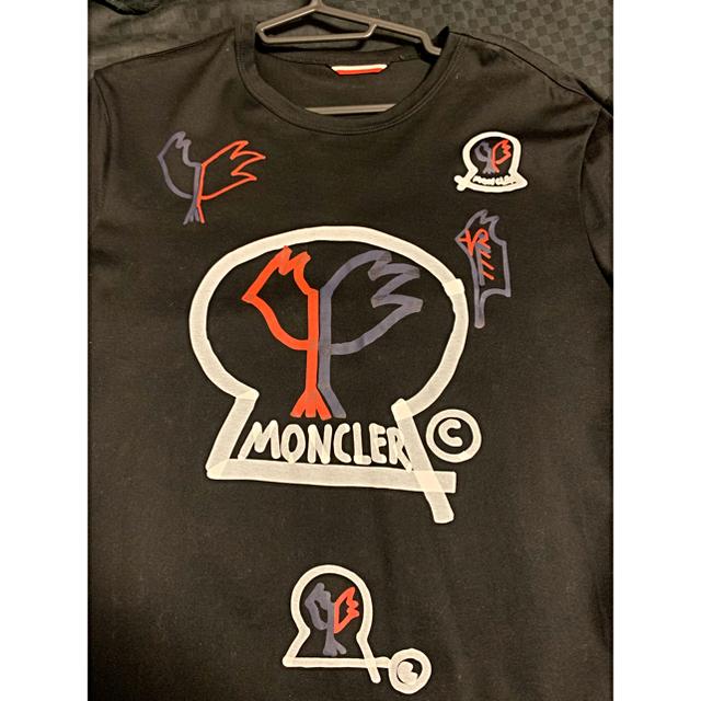 MONCLER(モンクレール)のモンクレール メンズのトップス(Tシャツ/カットソー(半袖/袖なし))の商品写真