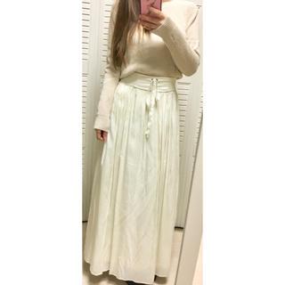 エージーバイアクアガール(AG by aquagirl)のAG マキシスカート(ロングスカート)