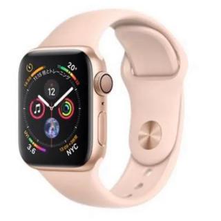 Apple Watch - Apple watch 4 GPSモデル 40mm 本体