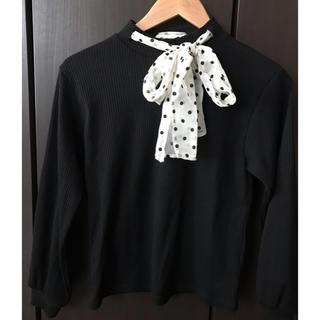 ワンウェイ(one*way)の新作 スカーフ付き カットソー  (Tシャツ/カットソー(七分/長袖))