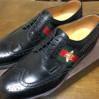 Gucci - Gucci  Lace Up Shoes