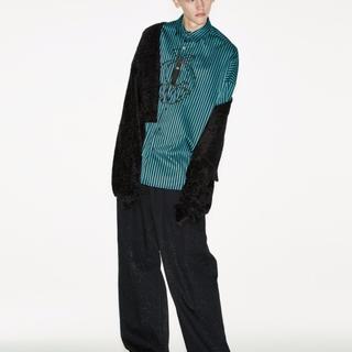 シャリーフ(SHAREEF)のSHAREEF  18SS  ストライプシャツ(シャツ)