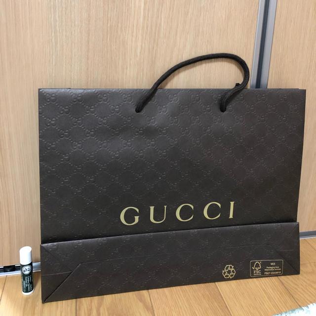 腕 時計 ブランド レディース シンプル 偽物 / Gucci - GUCCI ショップ袋 大の通販