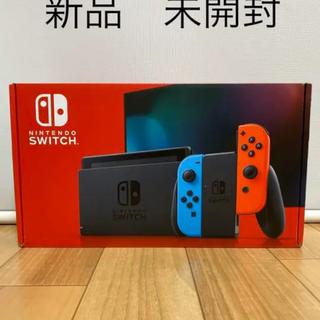 ニンテンドースイッチ(Nintendo Switch)のNintendo Switch NINTENDO SWITCH (家庭用ゲーム機本体)