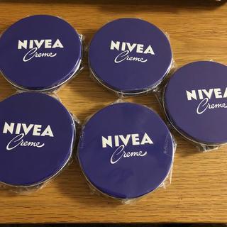 ニベア - ニベアクリーム 青缶 56g 5個セット