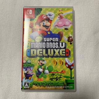 Nintendo Switch - スーパーマリオブラザーズ U デラックス Switch