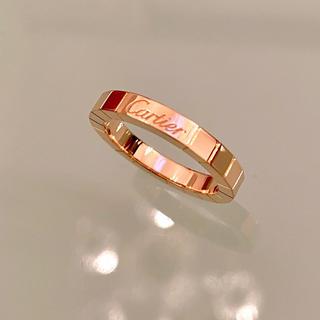 カルティエ(Cartier)のカルティエ ピンクゴールド リング(リング(指輪))