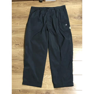 BEAMS - BEAMS SSZ AH 2P SLACKS グレー Lサイズ
