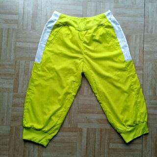 ルコックスポルティフ(le coq sportif)のルコック イエロー黄色 パンツ(ウェア)
