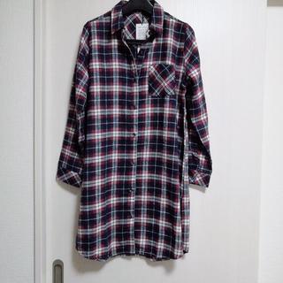 INGNI - タグ付き新品 ロングシャツ M