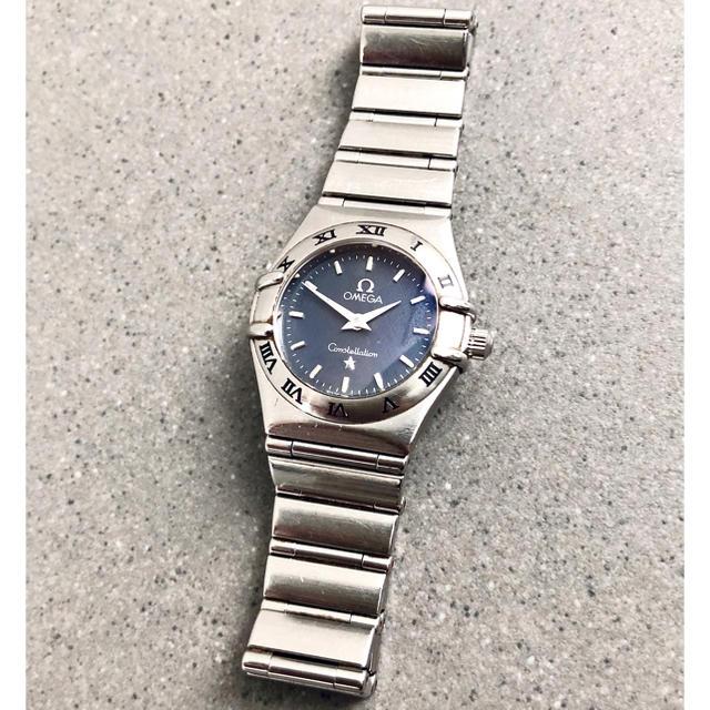 ロレックス 時計 コピー 商品 - OMEGA - OMEGA オメガ コンステレーション  1572.40 レディース 腕時計の通販
