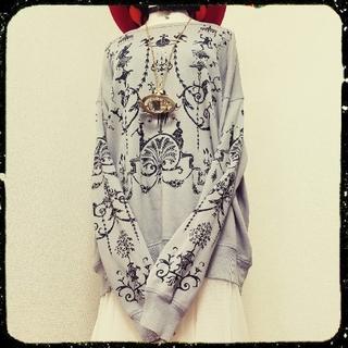 Vivienne Westwood - Boulle print Sweatshirt