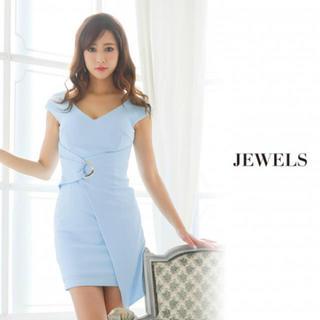 ジュエルズ(JEWELS)のjewels ミニ ドレス(ナイトドレス)