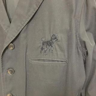 Yohji Yamamoto - Yohjiyamamoto POUR HOMME  ケンタ刺繍 ジャケット