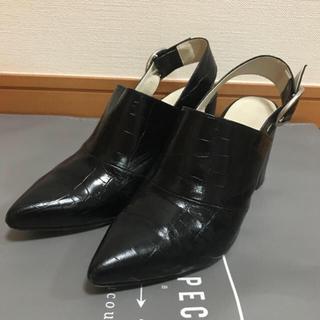 ステュディオス(STUDIOUS)のユナイテッドトウキョウ  ヒール靴(ブーツ)