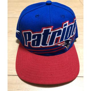 リーボック(Reebok)のREEBOK NFL リーボック ニューイングランド ペイトリオッツ キャップ(アメリカンフットボール)