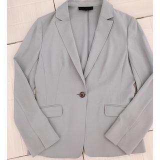 アンタイトル(UNTITLED)のアンタイトル☆スーツジャケット グレー(テーラードジャケット)