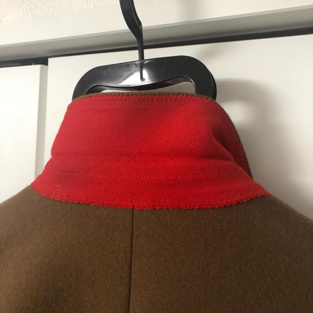 ATTACHIMENT(アタッチメント)のアタッチメント attachment チェスターコート キャメル 2 メンズのジャケット/アウター(チェスターコート)の商品写真