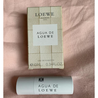 LOEWE - 【新品未使用】ロエベ リップ&オードトワレ