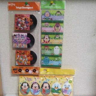 Disney - ディズニーメモセット