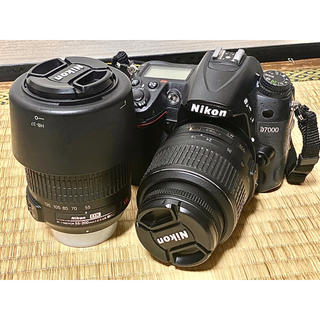 Nikon - Nikon D7000 ダブルズームキット