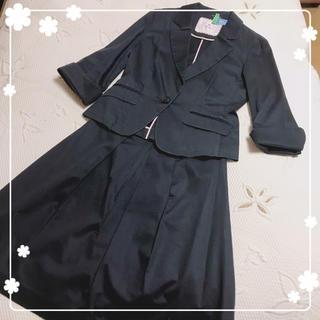 エフデ(ef-de)のef-de♡ネイビーセットアップスーツ(スーツ)