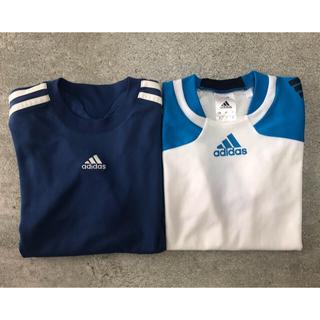 adidas - アディダス Tシャツ(140) 2枚セット