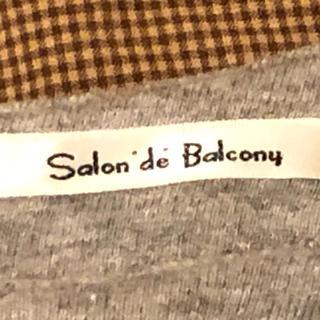 サロンドバルコニー(Salon de Balcony)のワンピース(ひざ丈ワンピース)