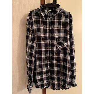 ドスチ(Dosch)のドスチ チェックシャツ L(シャツ/ブラウス(長袖/七分))