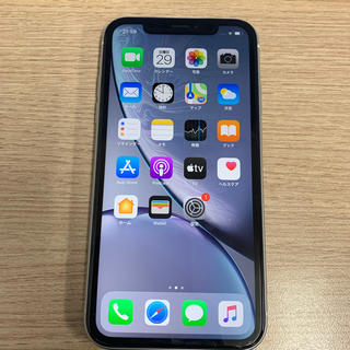 iPhone - iPhoneXR 128 08103