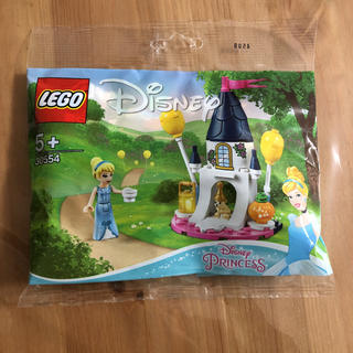 レゴ(Lego)の【新品】レゴ ディズニープリンセス シンデレラ ミニセット(キャラクターグッズ)