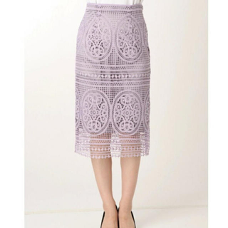 MERCURYDUO - レースタイトスカート