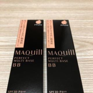 MAQuillAGE - マキアージュ パーフェクトマルチベース BB ナチュラル 2個セット
