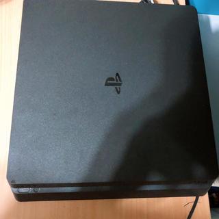 PlayStation4 - PS4(付属品全てあります)ソフト付き