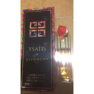 ジバンシィ(GIVENCHY)のジバンシー イザティス YSATIS 香水 50ml 未開封品(香水(女性用))