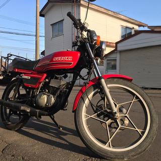 スズキ - SUZUKI  RG50E  空冷2スト 50cc
