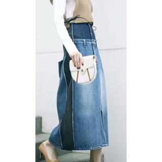 Ameri VINTAGE - Ameri VINTAGE REMAKE LIKE DENIM SKIRT💞