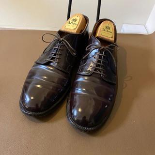 Alden - オールデン コードバン メンズ 革靴 ビジネス プレーントゥ 5366