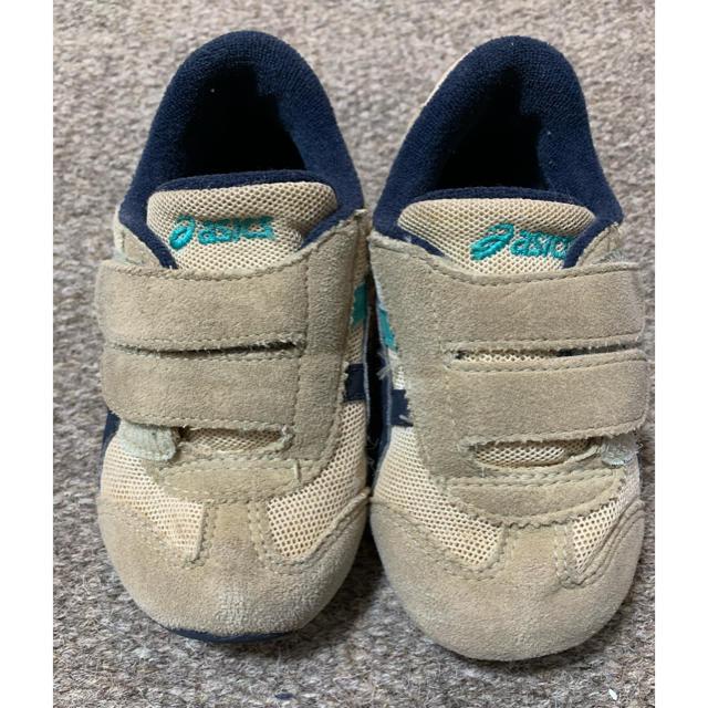asics(アシックス)の専用 asics アシックス スニーカー 14.5cm アイダホ  キッズ/ベビー/マタニティのベビー靴/シューズ(~14cm)(スニーカー)の商品写真
