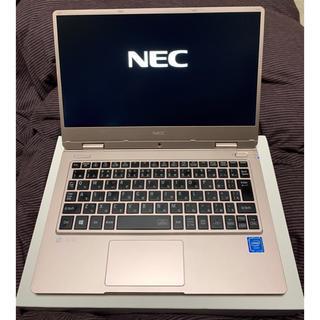エヌイーシー(NEC)のNEC  ノートパソコン PC-GN15C99AD(ノートPC)