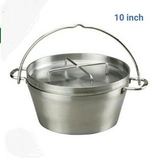 シンフジパートナー(新富士バーナー)のSOTO ソト ステンレスダッチオーブン 10インチ(調理器具)