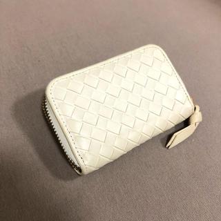 Bottega Veneta - ボッテガ・ヴェネタ コインケース 財布 ミニ財布 ホワイト