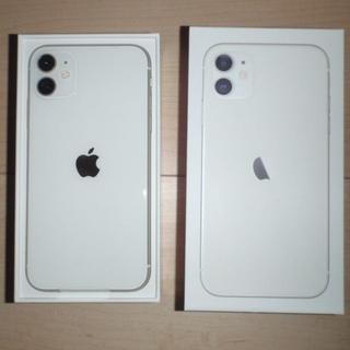 Apple - 2020/3一括購入iPhone11 64GB simフリー新品未使用ホワイト白