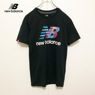 ニューバランス(New Balance)の★【New Balance】グラデーションカラー ロゴプリント クルーネック T(Tシャツ/カットソー(半袖/袖なし))