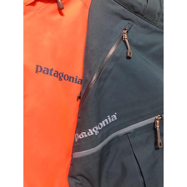 patagonia(パタゴニア)のpatagonia/パウダーボウル上下セット スポーツ/アウトドアのスキー(ウエア)の商品写真