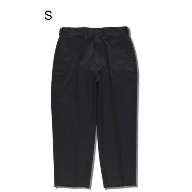 Dickies(ディッキーズ)の黒S WIND AND SEA DICKIES WORK TROUSERS メンズのパンツ(ワークパンツ/カーゴパンツ)の商品写真
